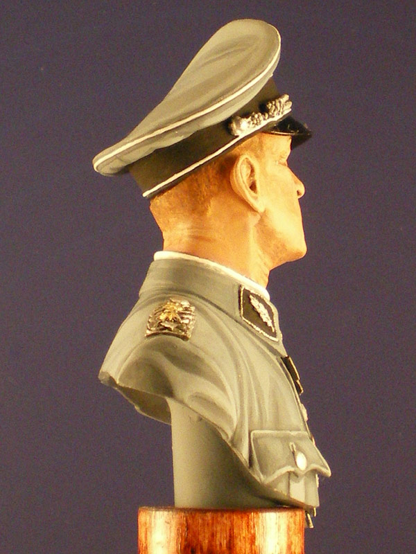 Figures: German officer, photo #5