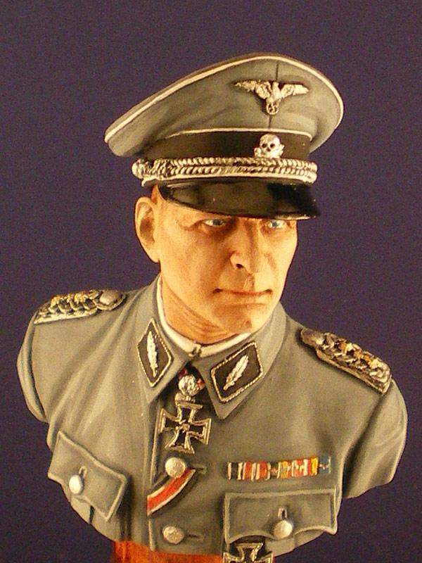 Figures: German officer, photo #7