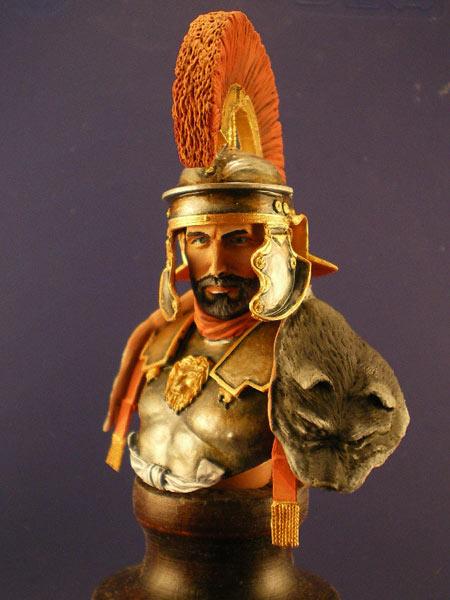 Figures: Centurion and Achilles, photo #11