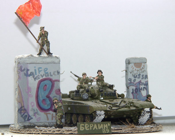 Dioramas and Vignettes: Berlin '89