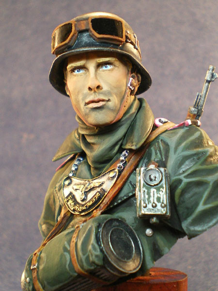 Figures: German feldgendarme, photo #11
