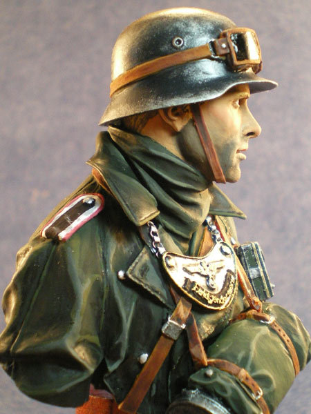 Figures: German feldgendarme, photo #13