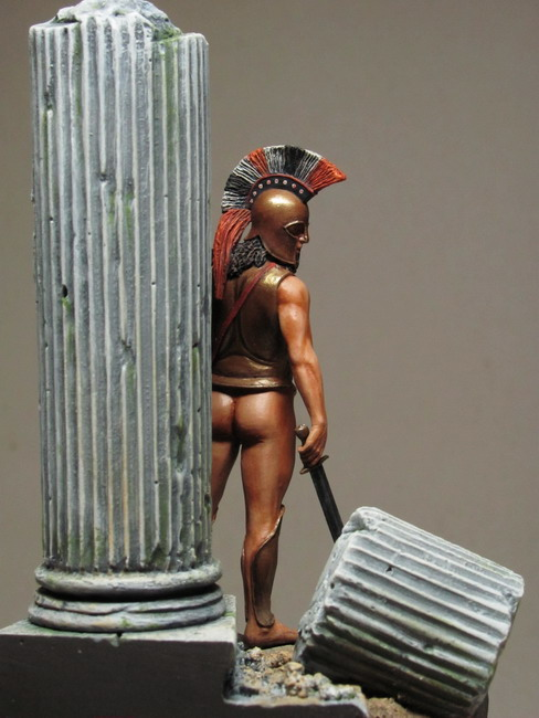 Figures: On the ruins..., photo #7