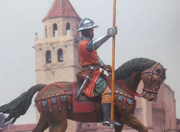 Figures: Mounted Knight