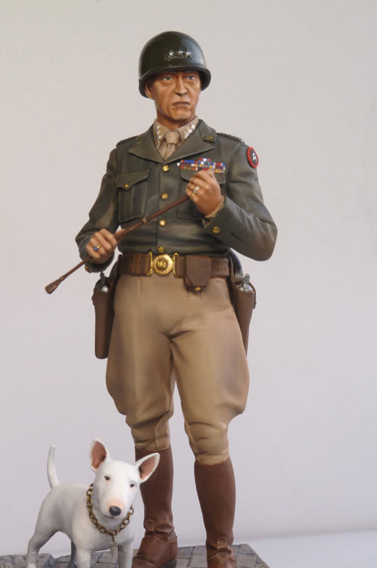 Figures: George S. Patton, photo #2