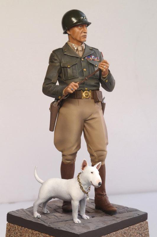 Figures: George S. Patton, photo #6