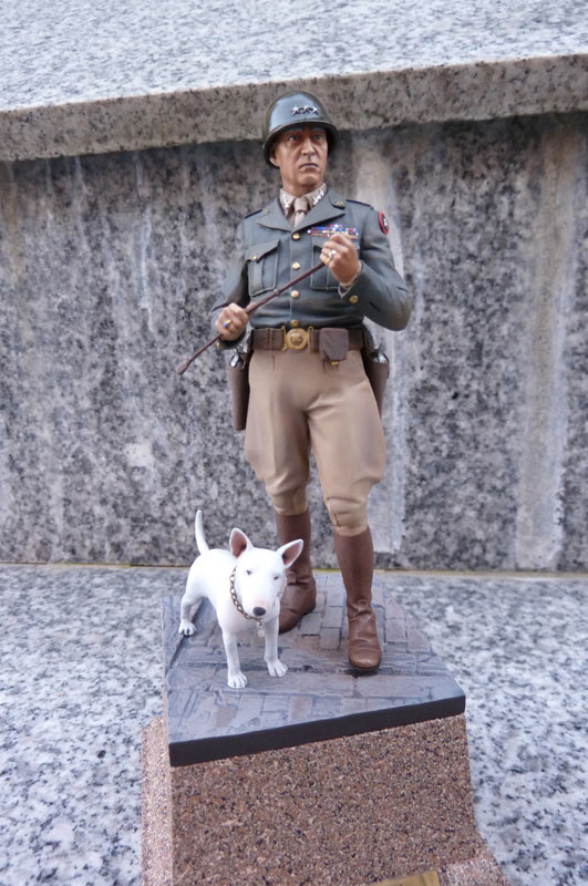 Figures: George S. Patton, photo #7
