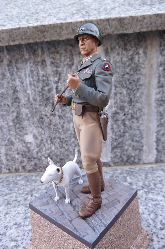 Figures: George S. Patton, photo #8