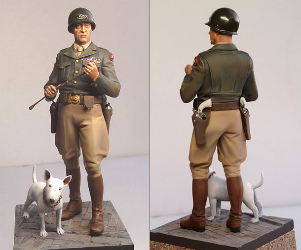 Figures: George S. Patton