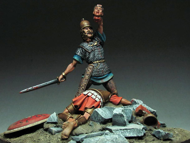 Dioramas and Vignettes: Celt the Winner