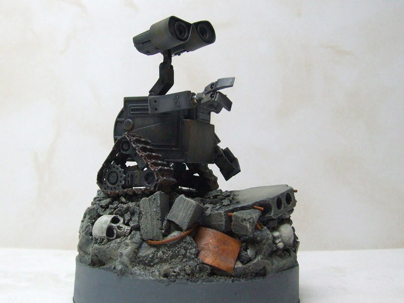 Miscellaneous: Das Walle. The Rise of Machines, photo #2
