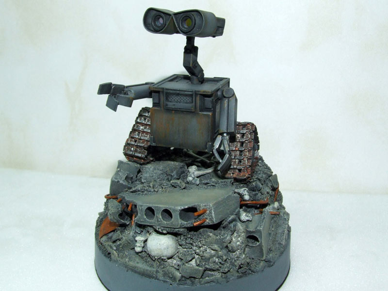 Miscellaneous: Das Walle. The Rise of Machines, photo #4