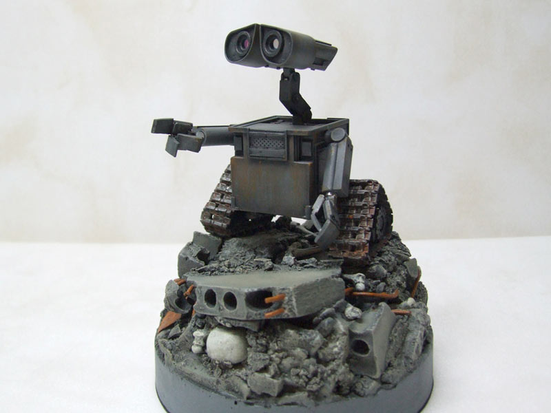 Miscellaneous: Das Walle. The Rise of Machines, photo #6