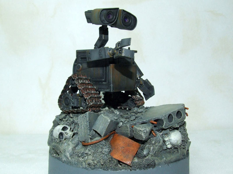 Miscellaneous: Das Walle. The Rise of Machines, photo #8