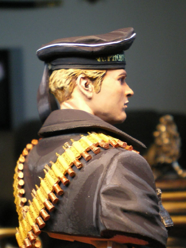 Figures: Soviet naval infantryman, photo #4