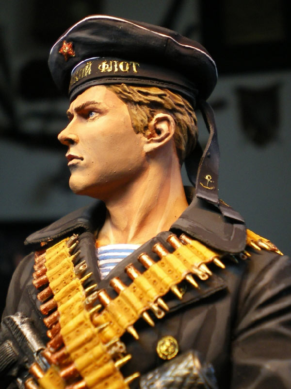 Figures: Soviet naval infantryman, photo #7