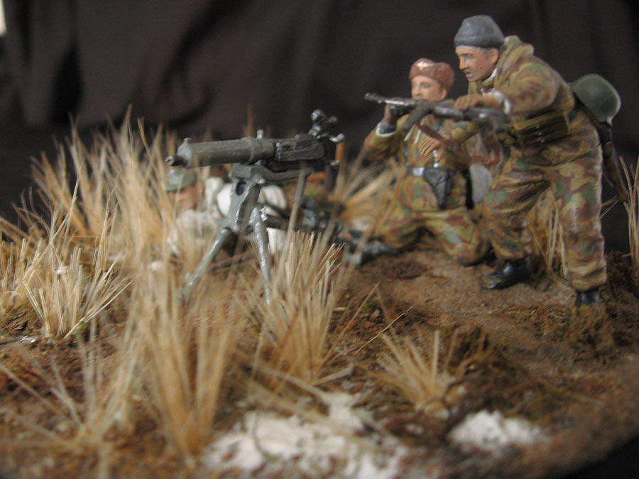 Dioramas and Vignettes: Enemy in sight!, photo #2