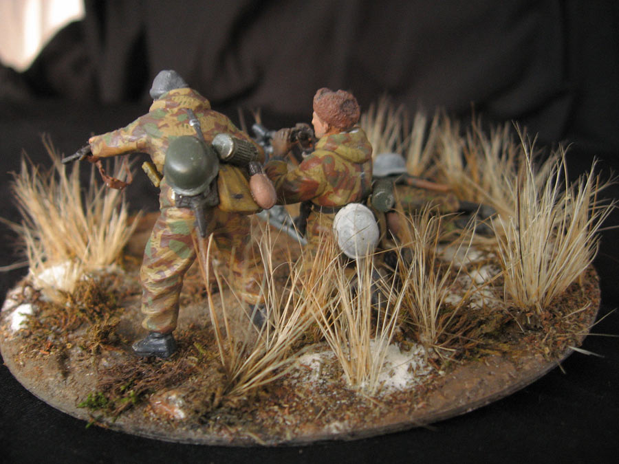 Dioramas and Vignettes: Enemy in sight!, photo #3