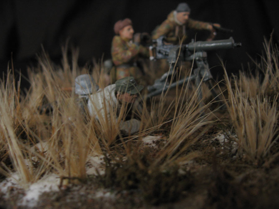 Dioramas and Vignettes: Enemy in sight!, photo #5
