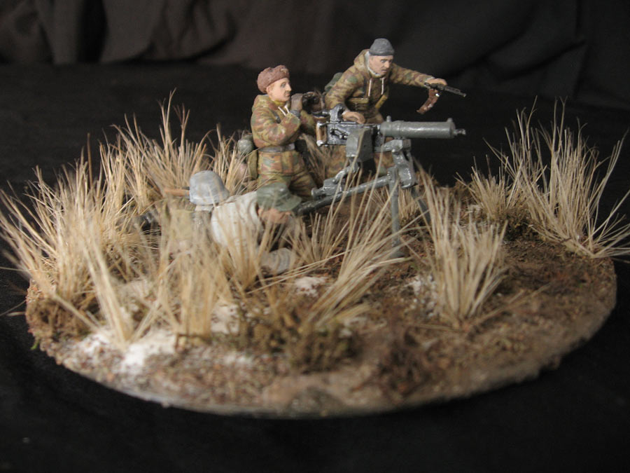 Dioramas and Vignettes: Enemy in sight!, photo #6
