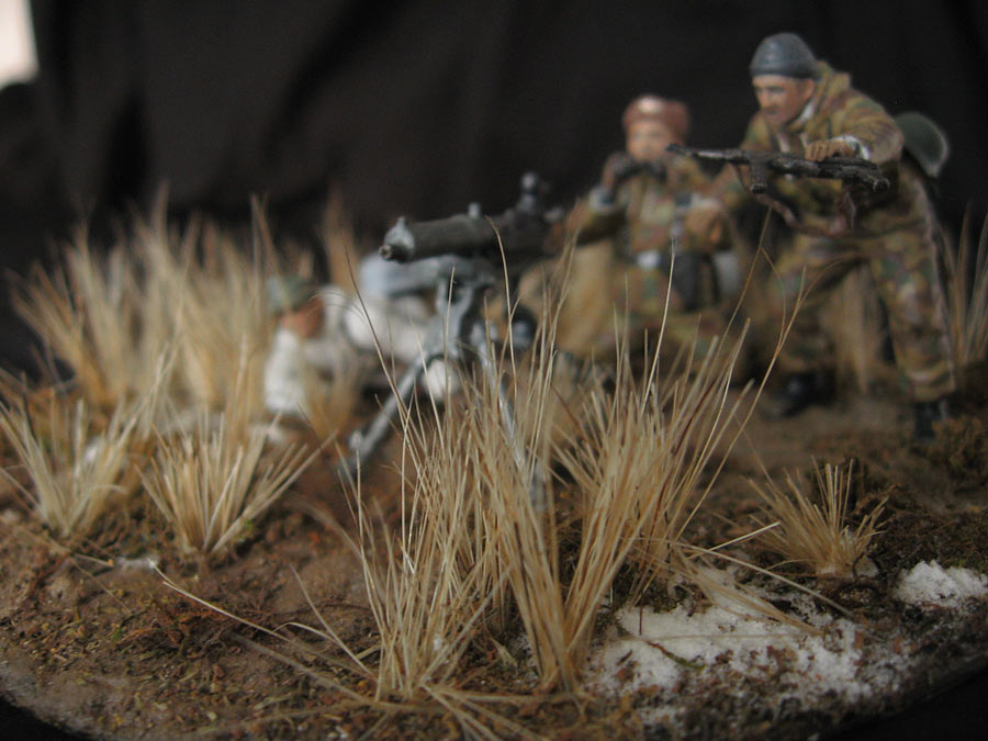 Dioramas and Vignettes: Enemy in sight!, photo #7