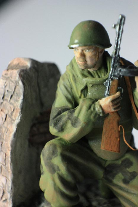 Training Grounds: Soviet storm troopers, photo #2