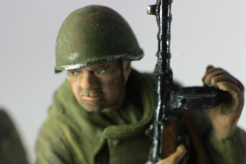 Training Grounds: Soviet storm troopers, photo #4
