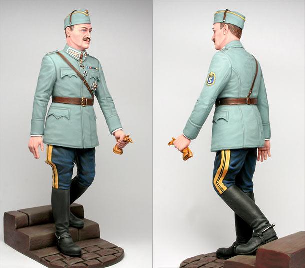 Figures: Carl Gustaf Emil Mannergheim