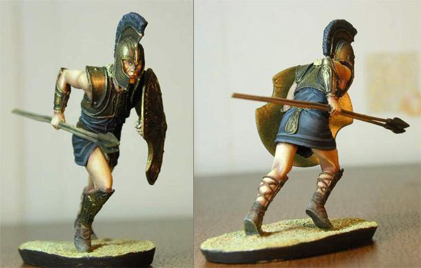 Figures: Achilles