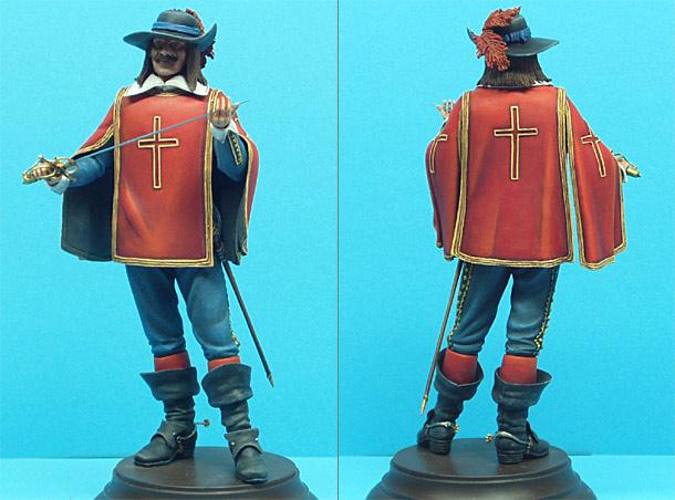 Figures: Cardinal's Guard