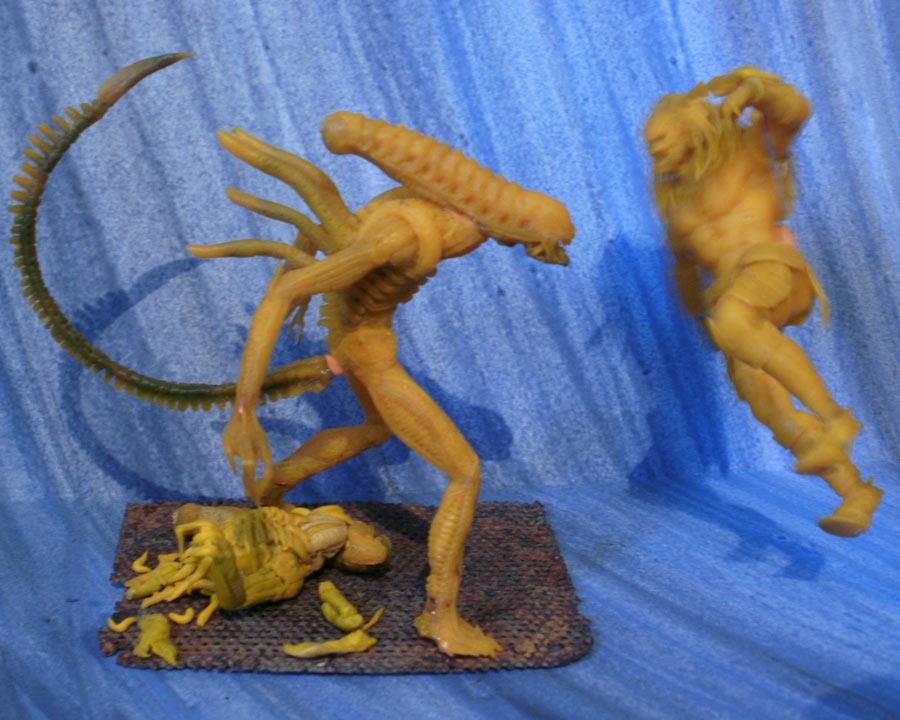 Sculpture: The Duel, photo #1