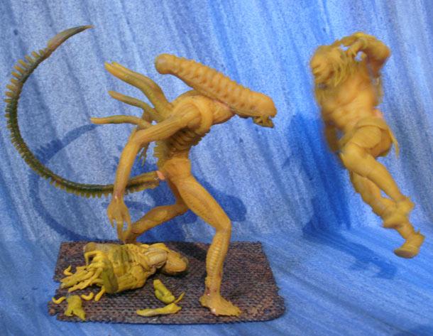 Sculpture: The Duel