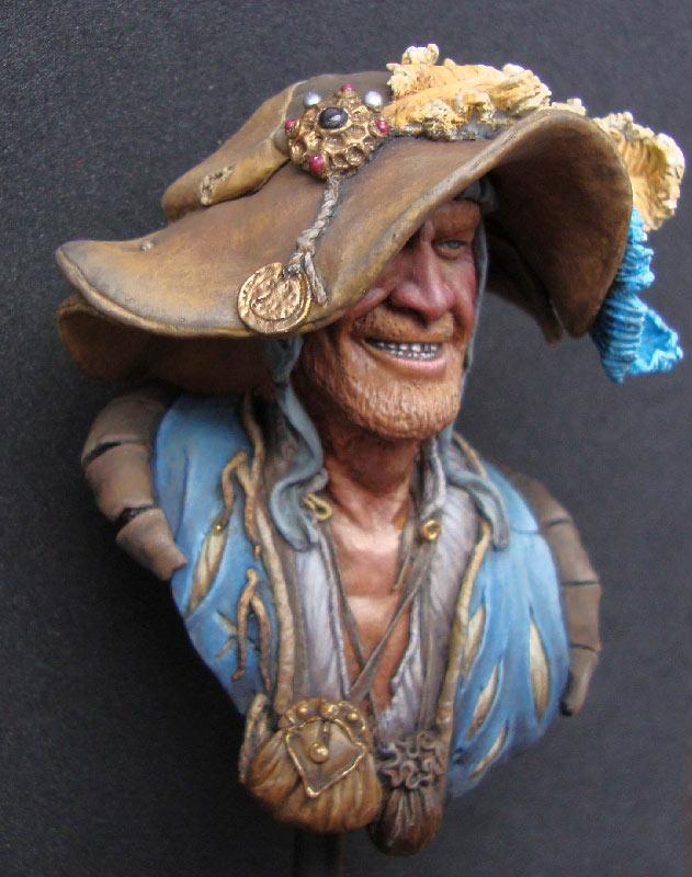 Figures: Landsknecht, photo #4