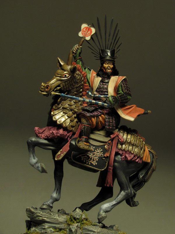 Figures:  Toyotomy Hideoshi, photo #1