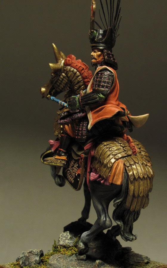 Figures:  Toyotomy Hideoshi, photo #3