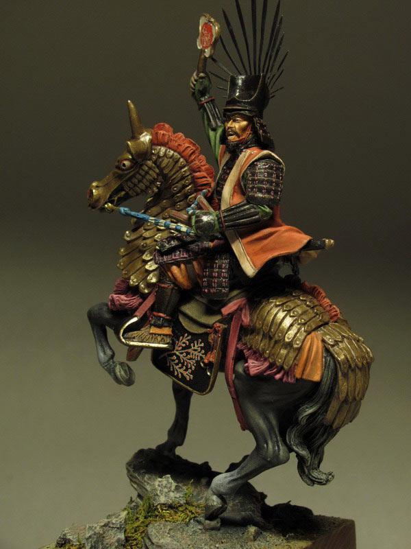 Figures:  Toyotomy Hideoshi, photo #4