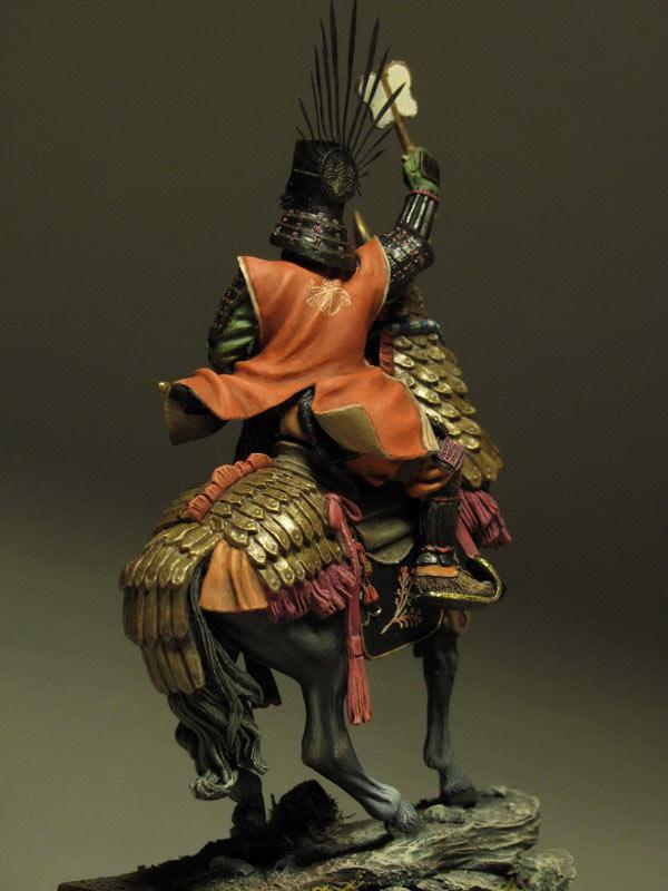 Figures:  Toyotomy Hideoshi, photo #5