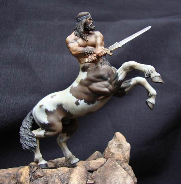 Figures: Centaur