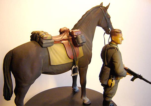 Figures: Wehrmacht Cavalry