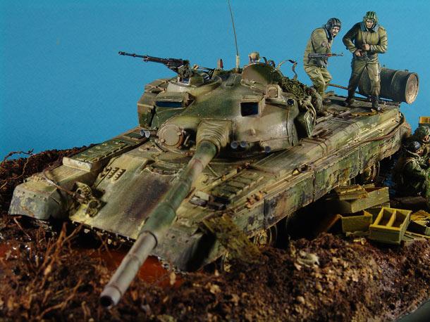Dioramas and Vignettes: A la guerre comme a la guerre...