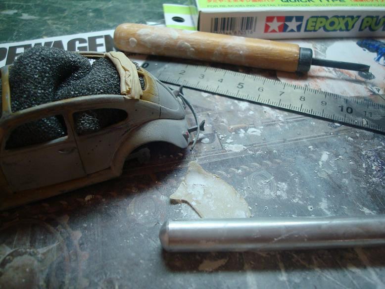 Dioramas and Vignettes: African Beetle, photo #11