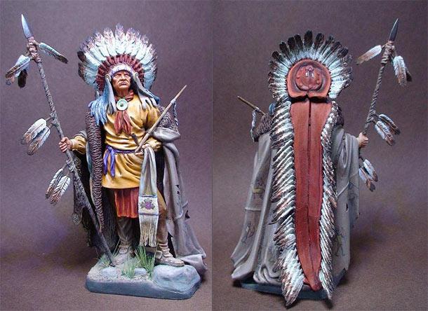 Figures: Washakie Chief