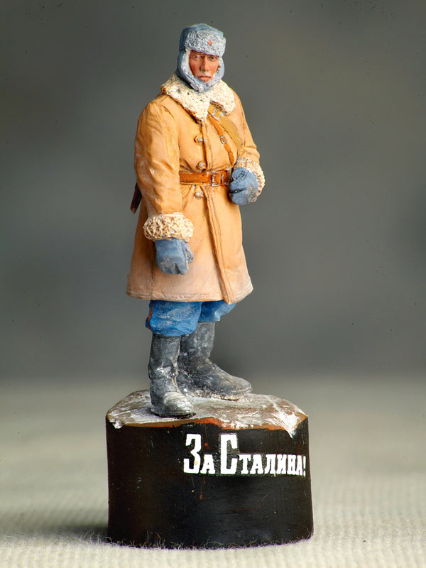 Figures: Soviet tank crewman, photo #4