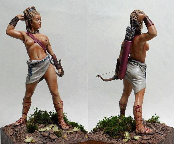 Figures: Diana Venatrix