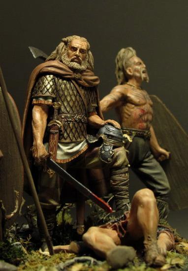 Dioramas and Vignettes: Qui gladio ferit, gladio pent, photo #3