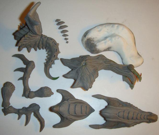 Sculpture: Hydralisk, photo #11