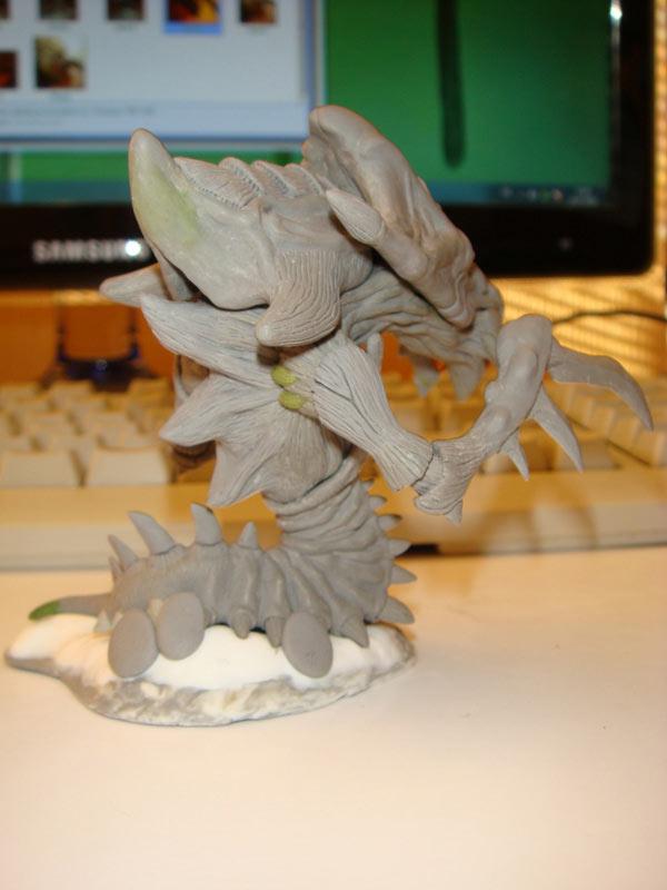 Sculpture: Hydralisk, photo #6