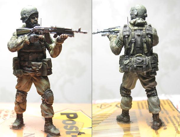 Training Grounds: FSB trooper