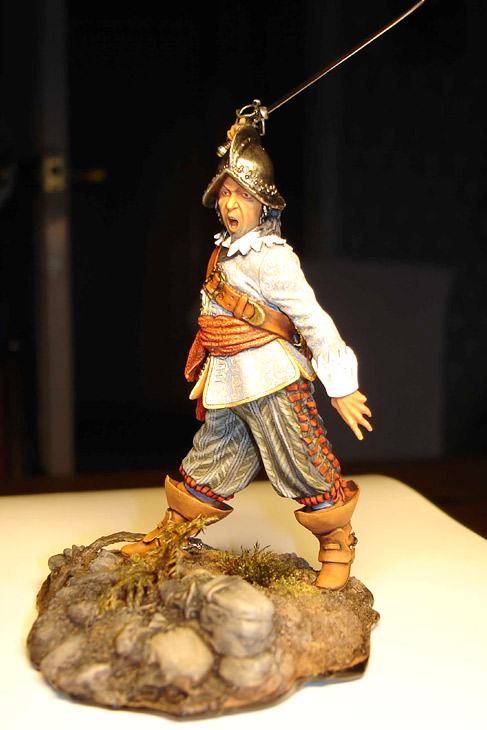 Figures: English Officer, photo #1