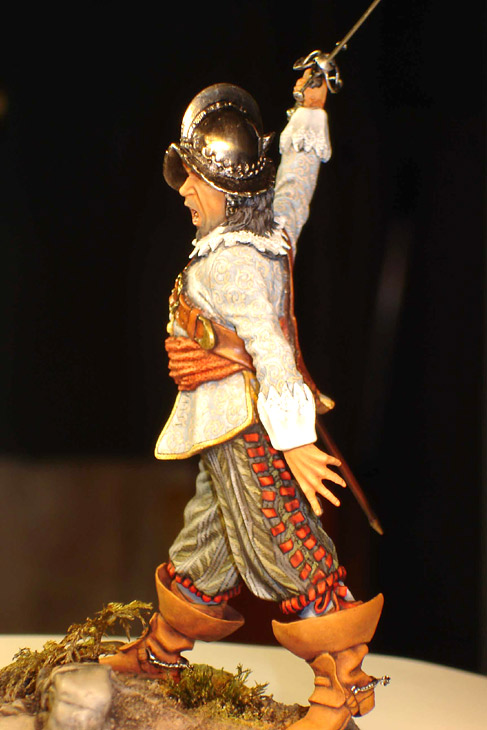 Figures: English Officer, photo #2